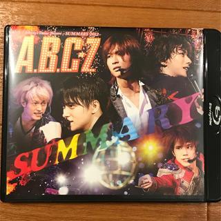 エービーシーズィー(A.B.C.-Z)の〜SUMMARY2012〜 A.B.C-Z【Blu-ray】」 (ミュージック)