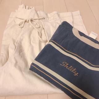 ダブルネーム(DOUBLE NAME)のワイドスリーブロンT(Tシャツ(長袖/七分))