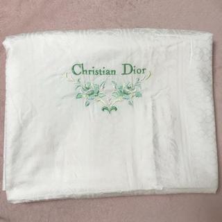 クリスチャンディオール(Christian Dior)のディオールシーツ(シーツ/カバー)