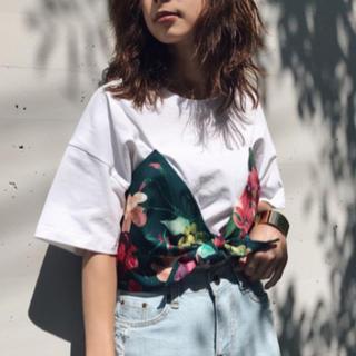 アメリヴィンテージ(Ameri VINTAGE)のAmeri VINTAGE アリアンナビキニT(Tシャツ(半袖/袖なし))