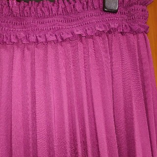 ローラアシュレイ(LAURA ASHLEY)のローラアシュレイ プリーツスカート(ひざ丈スカート)