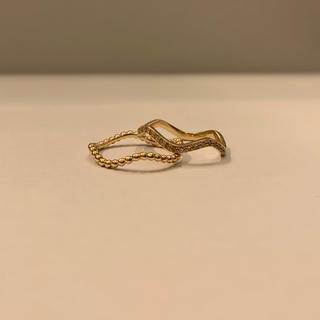 ココシュニック(COCOSHNIK)のmii様専用(リング(指輪))