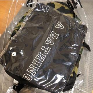 アベイシングエイプ(A BATHING APE)の新品未開封 BAPE 2019福袋 スノーボードジャケット サイズL(その他)