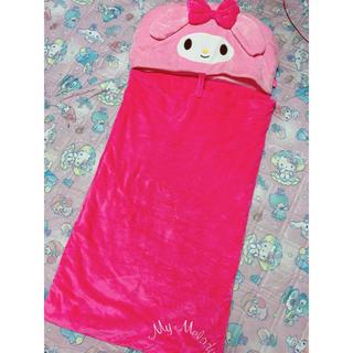 サンリオ(サンリオ)のマイメロ 折りたたみ布団 寝袋(布団)