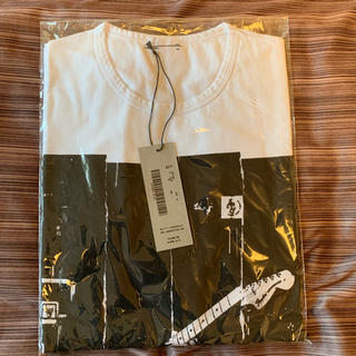 ラッドミュージシャン(LAD MUSICIAN)の新品未使用 今期 ラッドミュージシャン 19aw ビッグ Tシャツ (Tシャツ/カットソー(半袖/袖なし))