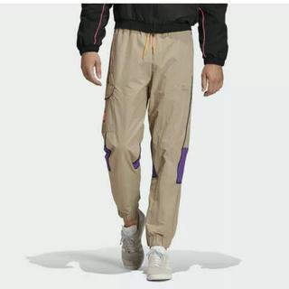 adidas - adidas Originals カーゴパンツ カーキ トラックパンツ