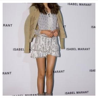 イザベルマラン(Isabel Marant)のIsabel Marant ミニスカート(ミニスカート)