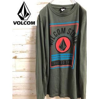 ボルコム(volcom)のVOLCOM ボルコム ロングTシャツ(Tシャツ/カットソー(七分/長袖))