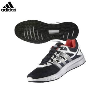 アディダス(adidas)の 定価8295円限定!アディダスギャラクシー新品ランニングスニーカー紺銀25  (スニーカー)