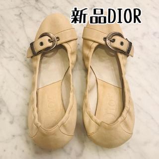 クリスチャンディオール(Christian Dior)の試着のみクリスチャンディオールバレエシューズ(バレエシューズ)