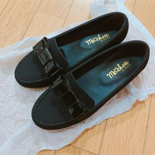 グレイル(GRL)のINGNI リボンローファー(ローファー/革靴)
