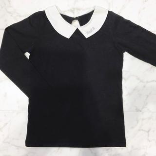 イングファースト(INGNI First)の☆INGNI First☆ 長袖カットソー 150cm 黒(Tシャツ/カットソー)