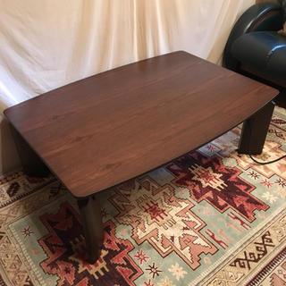 家具調こたつテーブル モード105 (2013年製) 中古