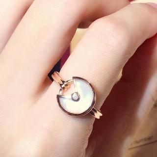 カルティエ(Cartier)のCartier カルティエ リング 指輪 美品 6号(リング(指輪))