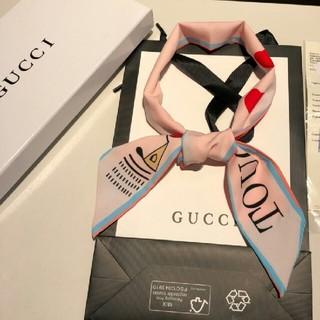 Gucci - 早い者勝ち  秋 人気品 スカーフ  レディース