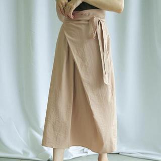 SELECT - select MOCA ラップスカート