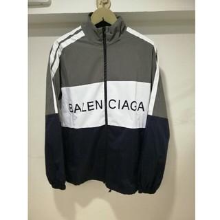バレンシアガ(Balenciaga)のBalenciaga バレンシアガ  ジャケット 薄手 メンズ (ナイロンジャケット)