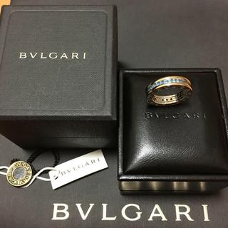 ブルガリ(BVLGARI)のブルガリ K18WG B-ZERO1 52 ビーゼロワン(リング(指輪))
