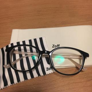 ゾフ(Zoff)の☆売り尽くし最終お値下げ☆Zoff 田中里奈ちゃんコラボ 度入りメガネ(サングラス/メガネ)