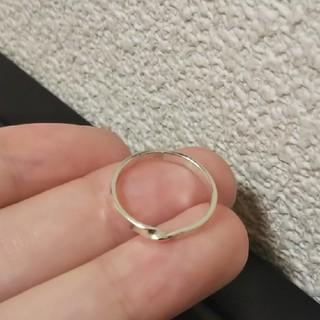 ワンツイスト silverリング シルバー(リング(指輪))