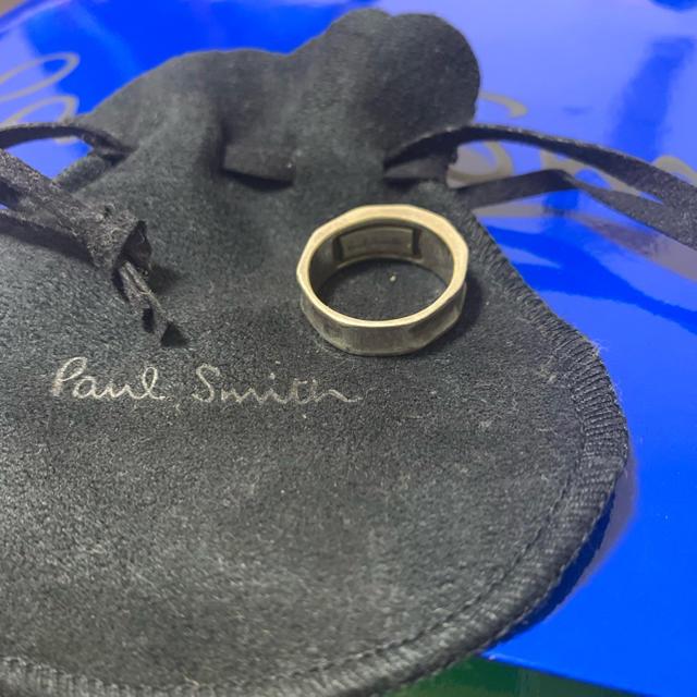 Paul Smith(ポールスミス)のポールスミス リング メンズのアクセサリー(リング(指輪))の商品写真