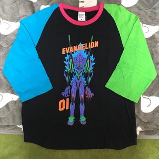 アーバンリサーチ(URBAN RESEARCH)のアーバンリサーチ エヴァンゲリオン Tシャツ/七分袖/初号機(Tシャツ/カットソー(七分/長袖))