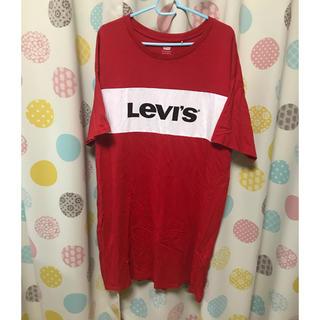 リーバイス(Levi's)のLevi'sスポーツTシャツワンピース(Tシャツ(半袖/袖なし))