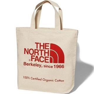ザノースフェイス(THE NORTH FACE)のTR ノースフェイス オーガニックコットントート(トートバッグ)