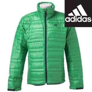adidas - adidas ダウンジャケット アディダス ブルゾン