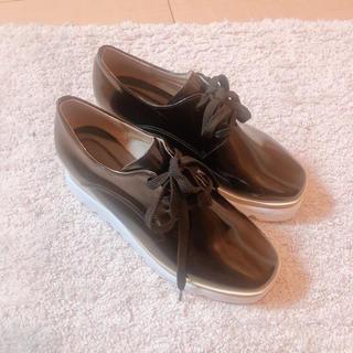 グレイル(GRL)の厚底 シューズ(ローファー/革靴)
