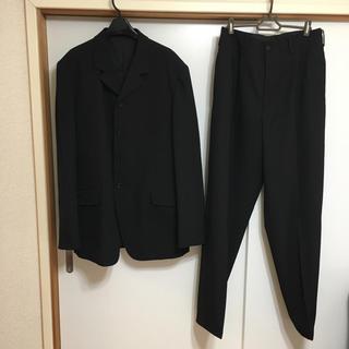 ヨウジヤマモト(Yohji Yamamoto)のヨウジヤマモト プールオム  セットアップ(セットアップ)
