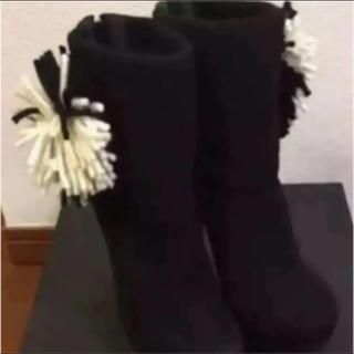 ラドー(RADO)の【新品 タグ付き】【激安】RODO スエードショートブーツ 38(ブーツ)