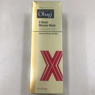 Obagi - ☆新作☆未使用☆Obagi オバジX ブーストムースウォッシュ 炭酸泡洗顔