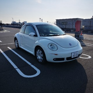 Volkswagen - 【値下可】快調 ニュービートル