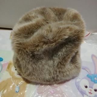 ローリーズファーム(LOWRYS FARM)のローリーズファーム もこもこ ロシア風 帽子 販売終了(ニット帽/ビーニー)