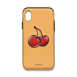 ボウダンショウネンダン(防弾少年団(BTS))のKIRSH iPhoneケース イエロー(iPhoneケース)