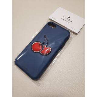 ボウダンショウネンダン(防弾少年団(BTS))のKIRSH iPhoneケース ブルー(iPhoneケース)