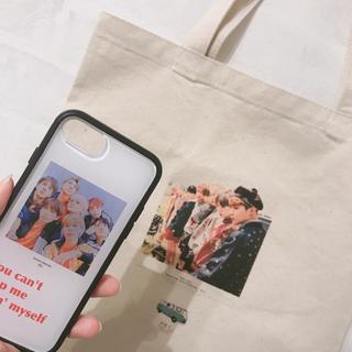 ボウダンショウネンダン(防弾少年団(BTS))のiPhone7/8 bts スマホケース(iPhoneケース)