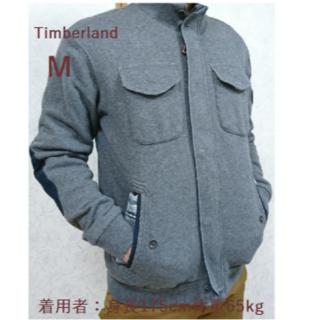 ティンバーランド(Timberland)の【Timberland】(M)肘あて付厚手ジャケット★美品★(その他)