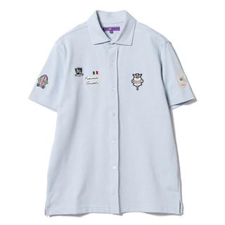 ビームス(BEAMS)のBEAMS GOLF / シャンブレー タラッティ ポロシャツ(ウエア)
