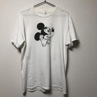 ビューティアンドユースユナイテッドアローズ(BEAUTY&YOUTH UNITED ARROWS)のROKUのミッキーTシャツ(Tシャツ(半袖/袖なし))