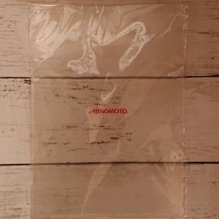 アジノモト(味の素)の【新品】AJINOMOTO クリアファイル 22 × 16cm(クリアファイル)