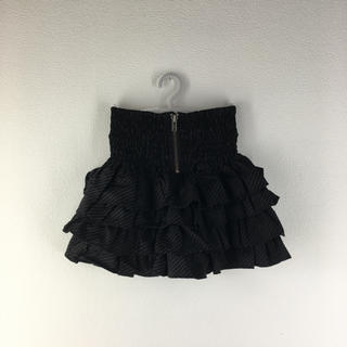 ノーブランド ミニスカートlady's(古着/size:M)(ミニスカート)