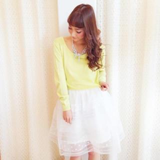 【美品】フレアスカート