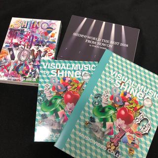 シャイニー(SHINee)のSHINee DVD (K-POP/アジア)