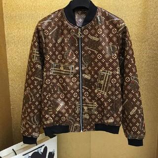 ルイヴィトン(LOUIS VUITTON)のレザージャケット   人気品(レザージャケット)