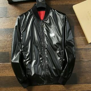 ルイヴィトン(LOUIS VUITTON)のレザージャケット   人気新作(レザージャケット)