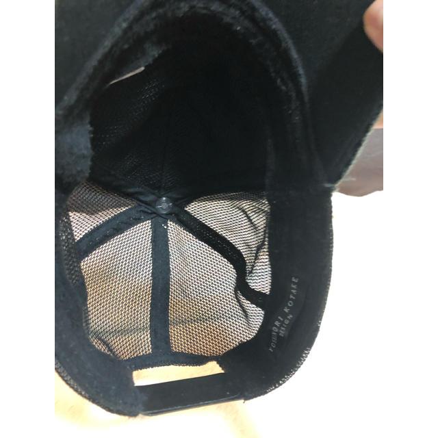 YOSHINORI KOTAKE(ヨシノリコタケ)のヨシノリコタケ メンズの帽子(キャップ)の商品写真