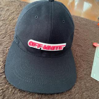 オフホワイト(OFF-WHITE)のoff-white cap(キャップ)