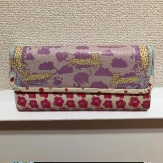 ツモリチサト(TSUMORI CHISATO)の【美品】ツモリチサト 長財布 (財布)